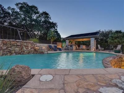Austin Single Family Home For Sale: 2112 Cliffs Edge Dr