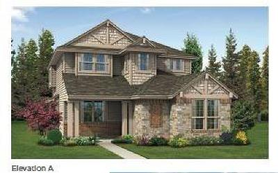 Leander Single Family Home For Sale: 405 Canadian Springs Dr
