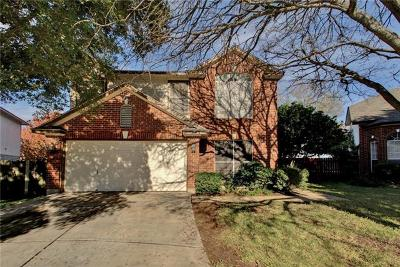 Travis County Single Family Home For Sale: 14845 Montoro Dr