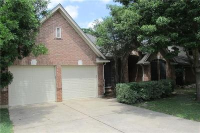 Travis County, Williamson County Single Family Home Pending - Taking Backups: 4608 Whispering Valley Dr