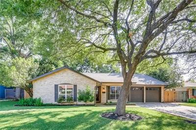 Austin Single Family Home For Sale: 2103 Wooten Dr