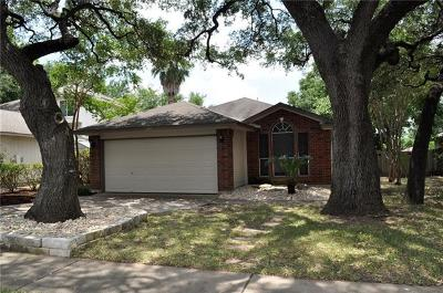 Hays County, Travis County, Williamson County Single Family Home For Sale: 305 Shant St