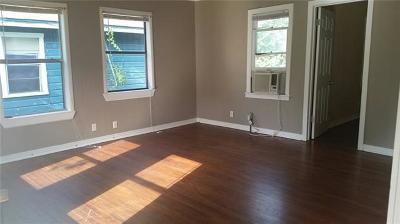 Austin Rental For Rent: 1121 Eleanor St #A