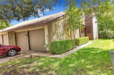 Austin Condo/Townhouse For Sale: 5221 Langwood Dr