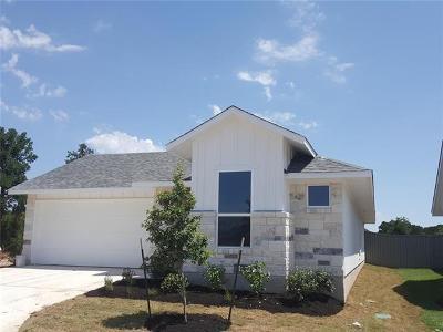 Cedar Park Single Family Home For Sale: 13701 Ronald Reagan Blvd #5