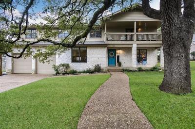 Single Family Home For Sale: 9401 Rolling Oaks Trl