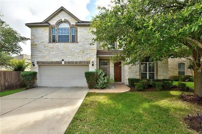Austin Single Family Home For Sale: 7920 Wisteria Valley Dr