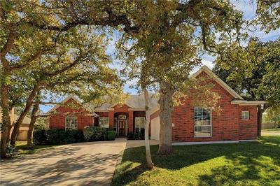 Cedar Park Single Family Home For Sale: 1208 Andrew Cv