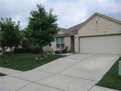San Marcos Single Family Home For Sale: 123 Fence Line Dr