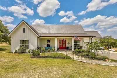 Single Family Home For Sale: 1260 Gregg Ln