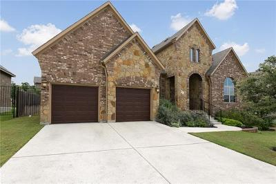Austin Single Family Home For Sale: 17608 Wildrye Dr