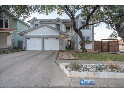 Travis County Single Family Home Pending - Taking Backups: 12016 Swearingen Dr