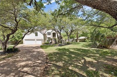 Austin Single Family Home Pending - Taking Backups: 12108 Estrada Ct