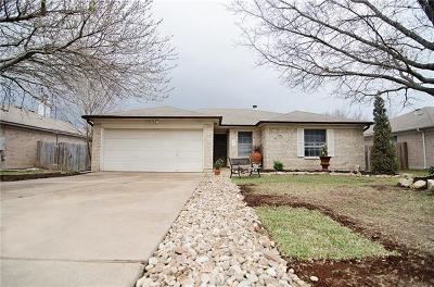 Cedar Park Single Family Home Pending - Taking Backups: 2301 Larston Ln