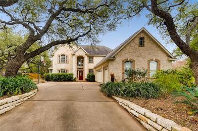 Round Rock Single Family Home Pending - Taking Backups: 1034 Forest Bluff Trl