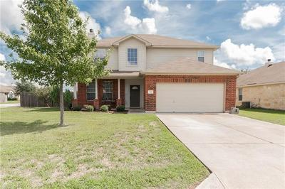 Hutto Single Family Home Pending - Taking Backups: 224 Gainer Dr