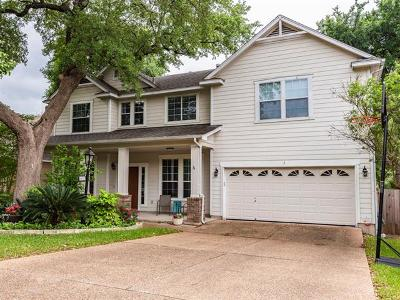 Austin Single Family Home For Sale: 6413 Carrington Dr