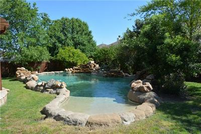 Single Family Home Active Contingent: 9521 Eagle Knoll Dr