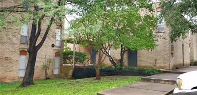 Austin Condo/Townhouse For Sale: 3431 North Hills Dr #106
