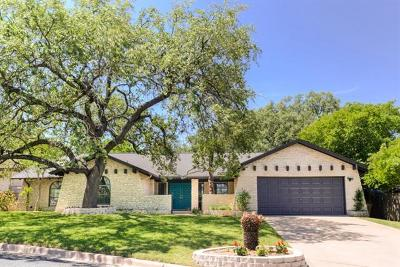 Austin Single Family Home For Sale: 1009 Chimney Rock Dr