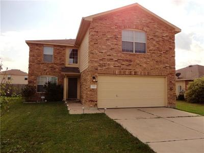 Hutto Rental For Rent: 305 Brown St