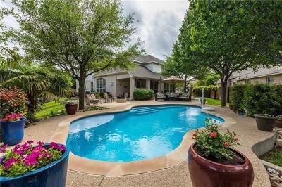 Cedar Park Single Family Home Pending - Taking Backups: 120 McBride Ln