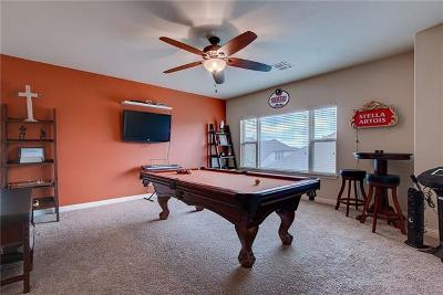 Round Rock TX Single Family Home For Sale: $425,000