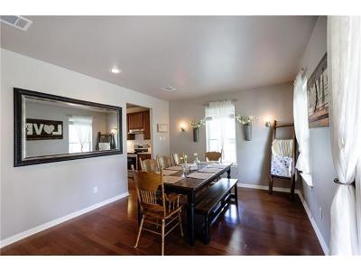 Liberty Hill Single Family Home Pending - Taking Backups: 116 Cavalier Ln