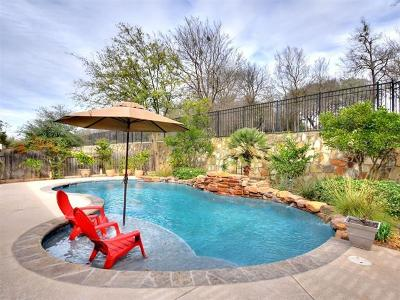 Round Rock Single Family Home Pending - Taking Backups: 4201 Meadow Vista Ln