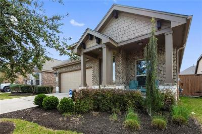 Georgetown Single Family Home For Sale: 1112 Clearwing Cir