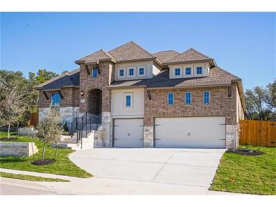 Lago Vista Single Family Home For Sale: 7519 Pace Ravine Dr