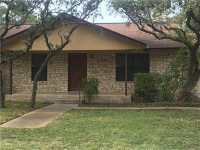 Cedar Park Single Family Home Pending - Taking Backups: 403 Lone Star Dr