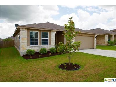 San Marcos Single Family Home For Sale: 210 Brazoria Trl