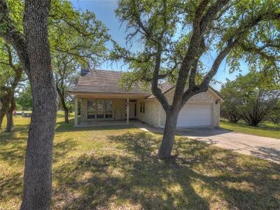 Horseshoe Bay Single Family Home For Sale: 1204 Hi Mesa/Panorama Pass