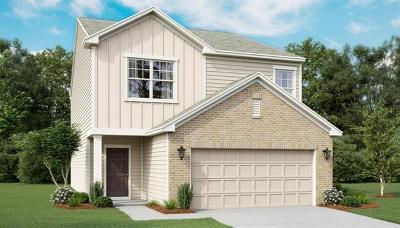 Jarrell TX Single Family Home For Sale: $209,490