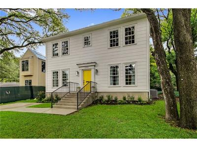 Single Family Home For Sale: 2000 Exposition Blvd