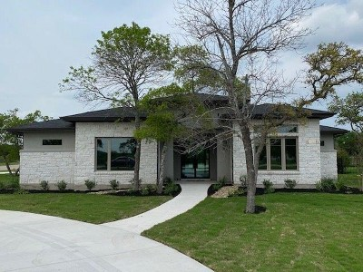 Leander Single Family Home For Sale: 2529 High Lonesome
