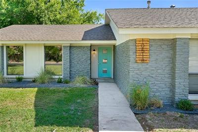 Austin Single Family Home For Sale: 10518 Robinwood Cir