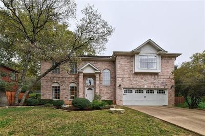 Travis County, Williamson County Single Family Home For Sale: 8902 Spicebrush Dr