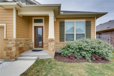 Buda Single Family Home For Sale: 162 Bridgestone Way