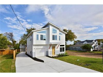 Single Family Home For Sale: 1711 Perez St #A