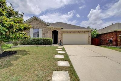 Austin Single Family Home For Sale: 2105 Horse Wagon Dr
