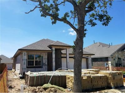 Leander Single Family Home For Sale: 2609 Etta May Ln