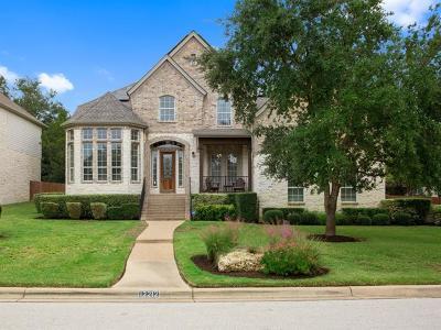 Austin Single Family Home Pending - Taking Backups: 12212 Capela Trl