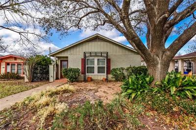 Travis County Single Family Home For Sale: 5400 Grover Ave