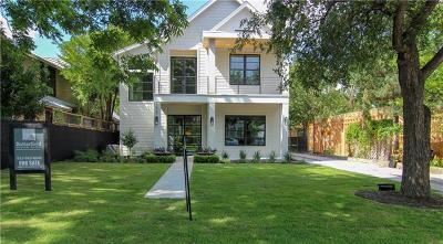 Single Family Home For Sale: 1605 Mohle Dr