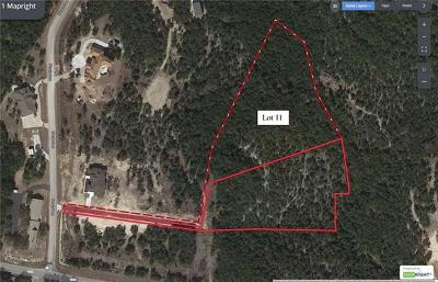 Leander Residential Lots & Land For Sale: 7913 Navajo Pass #C