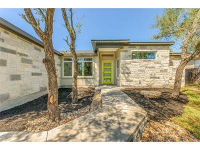 Lago Vista Single Family Home For Sale: 21648 Boggy Ford Rd
