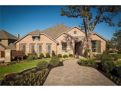 Austin TX Single Family Home For Sale: $499,990