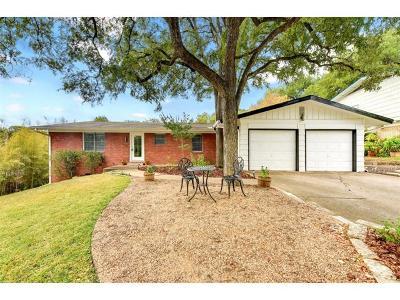 Barton Hills Single Family Home Pending - Taking Backups: 2905 Oak Park Dr